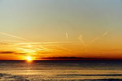 Callantsoog (Jos Mecklenfeld) Tags: callantsoog noordholland netherlands niederlande nederland sea meer zee beach strand sunset sonnenuntergang zonsondergang sonya6000 sonyepz1650mm selp1650 northsea noordzee nordsee