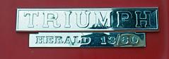 1969 Triumph Herald 13-60 (crusaderstgeorge) Tags: crusaderstgeorge cars classiccars 1969triumphherald1360 1969 triumph herald 1360 redcars red cab britishcars englishcars coolcars veterancar oldcars oldtimer