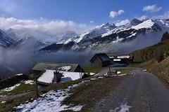 DSC_0371 (Bergwandern Alpen) Tags: alpen alps bergwandern hiking grosschärpf bergpanorama wolken wolkenspiel clouds berglandschaft mountainlandscape alp alpstallung gamperdunerstäfeli sernftal