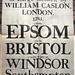 "Caslon Broadside Specimen 1785 : reproduced in ""Alphabet 1964"""