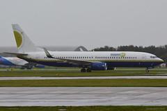 N739MA Miami International Boeing 737-800 EGCC 29/9/19 (David K- IOM Pics) Tags: egcc man manchester ringway airport n739ma miami air international boeing 737 737800 b738