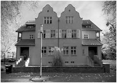 Bliersheim (I) (LeonardoDaQuirm) Tags: rheinhausen duisburg duisburgrheinhausen krupp beamtensiedlung bliersheim villenstrase friemersheim