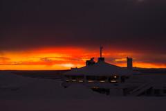Levi-8756 (ikkasj) Tags: lappi lapland finland colorful picturesque kittilä snow sunset winter