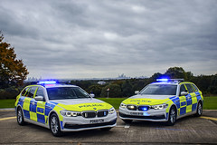 Newbies (S11 AUN) Tags: london metropolitan police bmw 530i estate touring anpr interceptor traffic car roads policing unit rpu 999 emergency vehicle metpolice po68fzw cx68byb