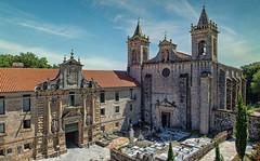 Monasterio de Santo Estevo de Ribas de Sil, Nogueira de Ramuín (Ourense) (Miguelanxo57) Tags: arquitectura monasterio iglesia barroco nogueiraderamuín ribeirasacra ourense galicia santoestevo ribasdesil santoestevoderibasdesil