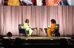 20190410_3 Michelle Obama & moderator talking about Michelle's book ''Becoming'' in Globen, Stockholm, Sweden (ratexla) Tags: stockholm globen 2019 michelleobama ericssonglobe 10apr2019 people celebrity stars person star sweden human celebrities sverige scandinavia celeb humans homosapiens canonixus140 life book europe earth famous books literature entertainment celebs booktour tellus becoming organism minhistoria girls woman girl women tour culture talk writer author interview kändis firstlady kändisar photophotospicturepicturesimageimagesfotofotonbildbilder city travel vacation urban holiday travelling chick journey chicks traveling semester storstadssemester resaresor wanderlust ontheroad almostanything unlimitedphotos favorite lawyer