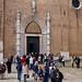Sunday, outside the Frari Church