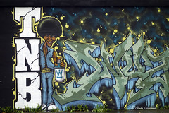 RENNES GRAFFITI (claude 22) Tags: graffiti paint aero graffeur painting arteenlacalle pintura lasparades street art urban vivid color graff city rennes bretagne roazhon breizh france francia