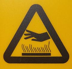Hand Warming Warning (Bracus Triticum) Tags: hand warming warning アルバータ州 alberta canada カナダ 8月 八月 葉月 hachigatsu hazuki leafmonth 2019 reiwa summer august
