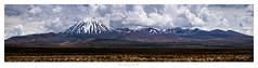 Mount Ngauruhoe Panorama (Dominic Scott Photography) Tags: dominicscott newzealand mountngauruhoe mountdoom panorama volcano sony ilce7rm3 sel70200gm gmaster manfrotto leefilters panoramic
