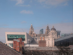 Liverpool roofs (Allan Rostron) Tags: liverpool roofs