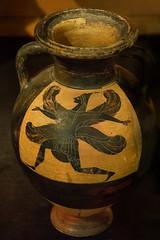 "Monsters and Fabulous Creatures   XVII – Etruscan Imagery (Egisto Sani) Tags: ""la tolfa"" tolfa group"" ""gruppo de la ""black figure"" ""figure nere"" amphora anfora pottery ""ceramica etrusca"" ""etruscan pottery"" ceramica ceramics vasi art"" ""arte ceramic"" vases"" ""vasi etruschi"" cerveteri beozia paris parigi ""musée du louvre"" louvre ""e 731"" e731"