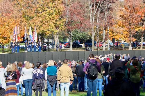 Vietnam War Memorial - The Wall