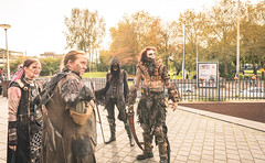 Marauders. (Alex-de-Haas) Tags: weareattitude 2470 adobelightroom attitudeholland attitudefest attitudefest2019 attitudefesthalloween attitudefesthalloween2019 d5 dutch halloween holland nederland nederlands netherlands nikkor nikkor2470 nikon nikond5 noordholland p3 popencultuurpodiump3 purmerend alternatief alternative alternativefashion art attitude beautiful beauty clothing cosplay culture cultuur custome emo evenement event expressie expression fashion fest festival fun hairstyle kleding kunst lifestyle mensen mode people plezier portrait portret punk rock scary spooky style northholland