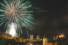 Firework (Laszlo Horvath.) Tags: eger hungary nikond7100 nikon50mmf18g firework augusztus20 lights