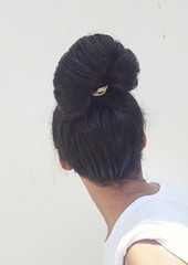 Fan bun hairstyle  Hair bun  Big hair bun  French bun  #hair #style #stylish #longhair #nice #hairstyle #fashion #beautiful #beauty #model #modern #sexyhair #perfect #bun #roll #twist #haircut #bigbun #french #updo #fanbun  تسريحة شعر  كعكة شعر فرنسية  تس (Hair.styles) Tags: beautiful fanbun longhair hair beauty style fashion roll modern haircut french hairstyle twist updo nice sexyhair bigbun stylish perfect bun model
