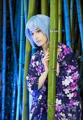_MG_3171 (Mauro Petrolati) Tags: altea rei ayanami cosplay cosplayer lucca comics games 2019 neon genesis evangelion yukata kimono best girl grill palazzo pfanner first children version