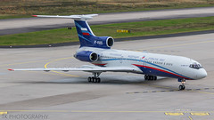 RF-85655 Russian Federation Air Force Tupolev Tu-154M (°TKPhotography°) Tags: rf85655 russian federation air force tupolev tu154m cologne bonn airport canon planespotting 7d mk2 flickr awesome