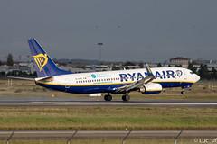 "Boeing 737-8AS Ryanair special livery ""costa Brava"" // EI-DWC (Luc_slf) Tags: boeing boeing737 ryanair specialivery livery airbus aéronautique aeronaitics aeroporttoulouseblagnac aeroport avion aeronautics airport aviation toulouseblagnac tls"