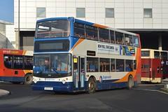 18340. AE55 DKA: Lincolnshire Road Car (chucklebuster) Tags: ae55dka stagecoach east midlands go west lincolnshire road car dennis trident alexander alx400 hull