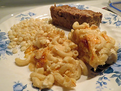 Supper Plate. (dccradio) Tags: lumberton nc northcarolina robesoncounty food eat corn snack meal supper dinner lunch veggies november samsung galaxy smj727v j7v cellphone cellphonepicture wednesday wednesdayevening evening goodevening meatloaf maccheese macaroniandcheese macaronicheese plate canon powershot elph 520hs