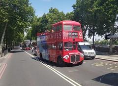 SMK713F (ee20213) Tags: routemaster premiumtours embankment london aec rml2713 smk713f opentop