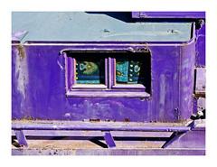 une chambre en ville (Marie Hacene) Tags: péniche fenêtre rideau seine paris 13e