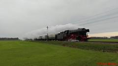 VSM 23 071, Teuge (Jona Brans) Tags: stoomtrein steam train züge zug trains trein treinen vsm teuge weiland sinterklaas santa claus br23 23 071