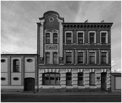 Uerdingen (V) (LeonardoDaQuirm) Tags: krefeld uerdingen industry industrie architecture architektur