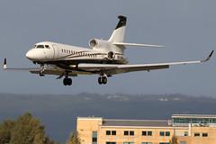 SE-DJK_01 (GH@BHD) Tags: sedjk dassaultfalcon dassaultfalcon7x falcon7x svenskiindustriflygab bhd egac belfastcityairport bizjet corporate executive aircraft aviation