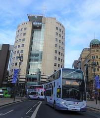 Leeds (Andrew Stopford) Tags: sn14tvf adl enviro400 first leeds
