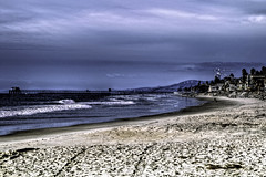 O'Side Beach Sunset 2--11-15-19 (rod1691) Tags: california united states nature beauty usa tropical paradise sunrise palm trees outdoor landscape seascape walkabout sunset photography travel beach sand sun pier strand canon40506070d