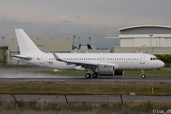 A320 Neo CJ Air Luther // F-WWBH (Luc_slf) Tags: acj a320 a320neo airluther white a320lovers a320airluther airbus aéronautique aeronaitics aeroporttoulouseblagnac aeroport avion aeronautics airport aviation airbuslover airbustest flightest flighttest toulouseairport toulouse t toulouseblagnac tls spotting spotter s