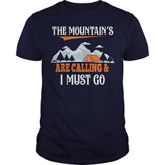 The Mountains Are Calling And I Must Go Shirt. (priyanka_rgs) Tags: the mountains are calling and i must go shirt
