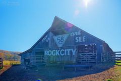 Stay on TN 58 to see Rock City barn - Barnard, Tennessee (J.L. Ramsaur Photography) Tags: jlrphotography nikond7200 nikon d7200 photography barnardtn easttennessee roanecounty tennessee 2019 engineerswithcameras barnard photographyforgod thesouth southernphotography screamofthephotographer ibeauty jlramsaurphotography tennesseephotographer barnardtennessee stayontn58toseerockcitybarn stayontn58toseerockcity tennesseehdr hdr worldhdr hdraddicted bracketed photomatix hdrphotomatix hdrvillage hdrworlds hdrimaging hdrrighthererightnow bluesky deepbluesky beautifulsky seerockcitybarn seerockcity oldbarn vintagebarn ruralbarn rockcity sign signage it'sasign signssigns iloveoldsigns oldsignage vintagesign retrosign oldsign vintagesignage retrosignage faded fadedsignage fadedsign iseeasign signcity ghostsign fadedghostsign historyisallaroundus americanrelics fadingamerica it'saretroworldafterall oldandbeautiful vanishingamerica weathered old cow farm moo