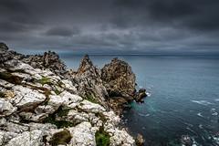 Pointe de Dinan (yannfourel) Tags: finistère seascape bretagne breizh dinan pointe ocean atlantique nikon d7500 sigma france landscape