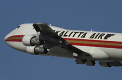 N707CK KALITTA 747F (johnsmitherman65) Tags: n707ck boeing 747 747f kalittaair klax lax planespotting plane airplane airliner aviation aircraft losangeles united usa unitedstates jet jetliner jumbojet