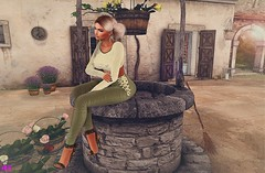It's In Your Moments Of Decision That Your Destiny Is Shaped (alexandra sunny) Tags: salt darkfire bishesinc rompevent treschic catwa maitreya aviglam besom secondlfe blog blogger fashion female woman sexy landscape