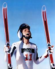 Olympic Games (Don Claudio, Vienna) Tags: olympic games winter weirather wm schladming sarajevo yugoslavia olympische winterspiele poster fischer rc4 harti weltmeister schi ski