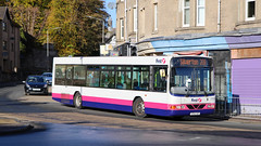 61609 SF51YAY First Glasgow (busmanscotland) Tags: 61609 sf51yay first glasgow sf51 yay volvo b10ble wright renown sv625