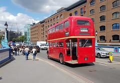 63CLT (ee20213) Tags: londontransport parkroyal routemaster towerbridge london aec rm1063 63clt