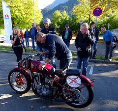 070-01 (tz66) Tags: jochpass memorial 2019 fn fabrique nationale belgien m 67 motorrad prewar car