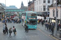2019 11 16_8856 (djp3000) Tags: yn65xfv enviro400 alexanderdennisenviro400 enviro envirobuses alexanderdennis scania edl edl400 publictransit publictransport bus transit nct nottinghamcitytransport
