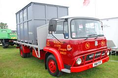 Bedford TK W Aldon & Sons PNH 77Y (SR Photos Torksey) Tags: transport truck haulage hgv lorry lgv logistics road commercial vehicle classic vintage aec rally newark 2019 bedford tk