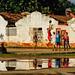 Basketball After The Rain, Cienfuegos, Cuba