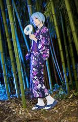 _MG_3169 (Mauro Petrolati) Tags: altea rei ayanami cosplay cosplayer lucca comics games 2019 neon genesis evangelion yukata kimono best girl grill palazzo pfanner first children version