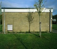 Dutch Suburbia (olichateau) Tags: mediumformat 120mm kodak kodakportra400 ishootfilm ibeleiveinfilm mamiya7
