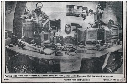 1985 Camera Show Photo