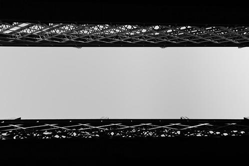 DSC_9481-1 railway bridges - urban b&w photography