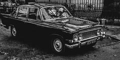 DSC_0034 (sakismit) Tags: nikond3200 cars blackwhite oldcars